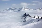 Saas Fee - Allalinhorn - Britanniahütte SAC - Fluchthorn - Saas Fee :: Mittelallalin