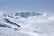 Saas Fee - Allalinhorn - Britanniahütte SAC - Fluchthorn - Saas Fee :: Castor, Pollux, Breithorn, Klein-Matterhorn