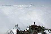 Saas Fee - Allalinhorn - Britanniahütte SAC - Fluchthorn - Saas Fee