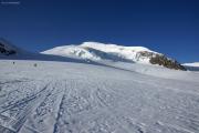 Saas Fee - Allalinhorn - Britanniahütte SAC - Fluchthorn - Saas Fee :: Strahlhorn