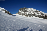 Saas Fee - Allalinhorn - Britanniahütte SAC - Fluchthorn - Saas Fee :: Rimpfischhorn