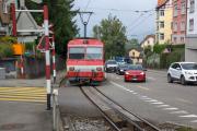 Appenzeller Bahnen AB - 2019 stillgelegter Zahstangenabschnitt in der Ruckhalde