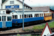 Rigi Bahnen - Arth-Rigi-Bahn (ARB); 1987, Arth-Goldau