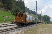 Chemin de fer-musée Blonay-Chamby BC - 50e anniversaire - Mega Bernina Festival