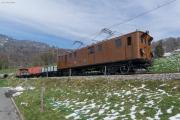 Chemin de fer-musée Blonay-Chamby BC