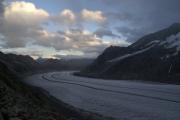 Grosser Aletschgletscher, Konkoridahütten SAC