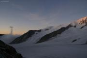 Finsteraarhornhütte SAC; Fieschergletscher