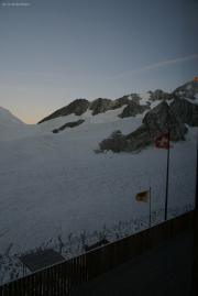 Finsteraarhornhütte SAC; Grünhornlücke, Fieschergletscher