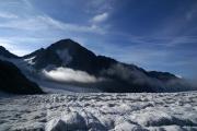 Fieschergletscher oberhalb Rotloch; Wasenhorn