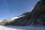 Fieschergletscher oberhalb Rotloch; Finsteraarhorn