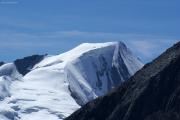 Oberaarjochhütte SAC (3256müM); Gross Wannenhorn