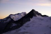 Oberaarjochhütte SAC (3256müM); Wannenhorn, Finsteraarrothorn