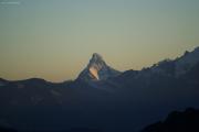 Oberaarjochhütte SAC (3256müM); Matterhorn