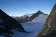 Oberaarjoch; Mischabel, Matterhorn, Weisshorn, Wannenhorn, Finsteraarrothorn