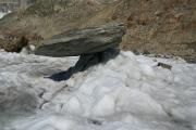 Oberaargletscher; Gletschertisch