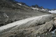 Oberaargletscher; Gletschertor