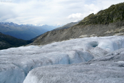 Rhonegletscher; MIschabel, Matterhorn, Weisshorn
