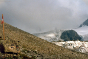 Chamanna Tschierva SAC (2573 m): Tschiervagletscher