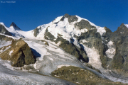 Diavolezza: Crast'Agüzza, Piz Bernina