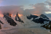 Diavolezza: Sonnenuntergang, Bellavista