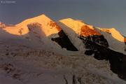 Diavolezza: Sonnenaufgang - Aufstieg zum Piz Palü