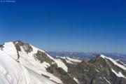 Piz Palü (Ostgipfel, 3882 m): Piz Bernina, Piz Morteratsch