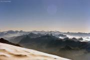 Piz Palü (Ostgipfel, 3882 m): Bergamasker Alpen (Italien)