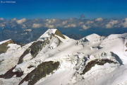 Piz Bernina (4049 m): Piz Palü, Bellavista