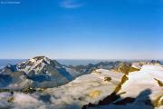 Piz Bernina (4049 m): Monte Disgrazia (Italien)