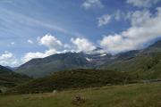 Simplonpass - Bistinepass - Gibidumpass - Visperterminen :: Bergalp mit Bös- und Fletschhorn