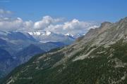 Simplonpass - Bistinepass - Gibidumpass - Visperterminen :: Gr. Aletschgletscher