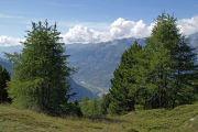 Simplonpass - Bistinepass - Gibidumpass - Visperterminen :: Rhonetal