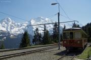Bergbahn Lauterbrunnen-Mürren BLM