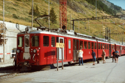 ABDeh 6/6 2031 in Zermatt. 1983