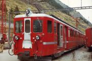 ABDeh 8/8 2041 in Zermatt. 1983