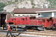 HGe 4/4 15 in Brig. 1983