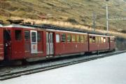 ABDeh 8/8 2043 in Zermatt. 1981