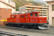HGe 4/4 15 in Visp. 1997
