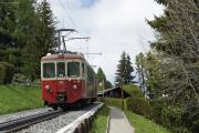 Transports Montreux-Vevey-Riviera MVR - Chemins de fer électriques Veveysans (Vevey - Blonay - Les Pléiades)