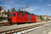 Chemins de fer du Jura (CJ)