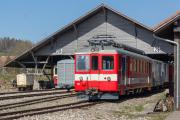 Chemins de fer du Jura (CJ) - La Traction