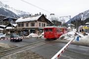 Chemin de fer du Montenvers CM. Chamonix