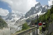 Chemin de fer du Montenvers CM. Montenvers