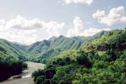 Passstrasse zw. Cajo Babo und Baracoa