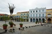 La Habana Vieja, Plaza Vieja