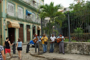 La Habana Vieja, Plaza de Armas