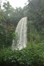 Sierra del Escambray, Parque Guanayara. Salto el Rocio, Rio Melodioso