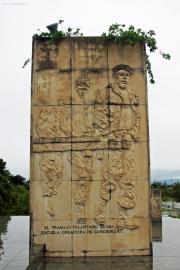 Santa Clara. Monumento Ernesto Che Guevara