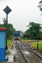 Ferrocarriles de Cuba. Santa Clara