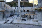 Erweiterung Depot Realp.Neue Werkstätte, 2009